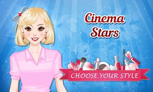Makeup for Cinema Stars