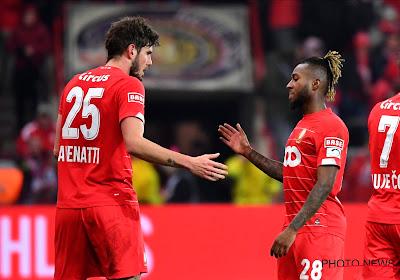 Felipe Avenatti's eerste goal voor Standard was meteen een belangrijke