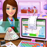 Game High School Cash Register: Cashier Games For Girls APK for Windows Phone