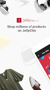 JollyChic-Online Shopping Mall for A New Lifestyle- screenshot thumbnail