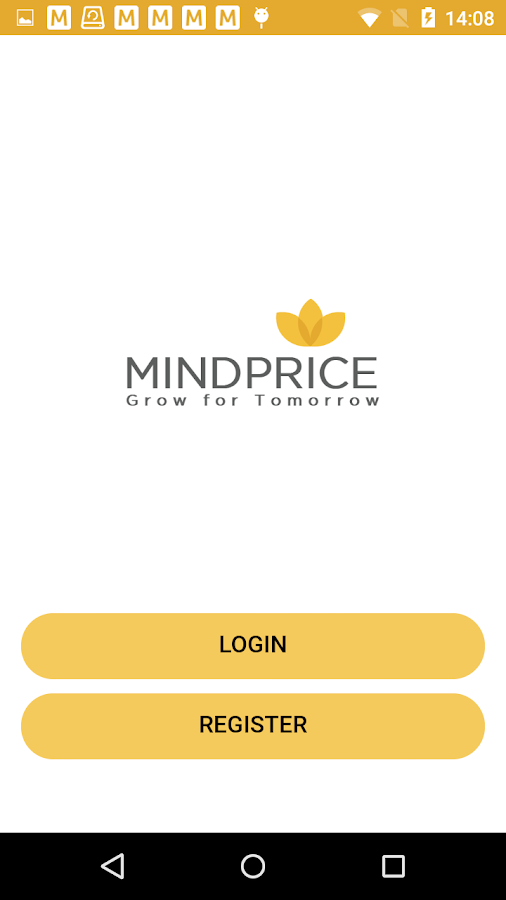 MindPrice- screenshot