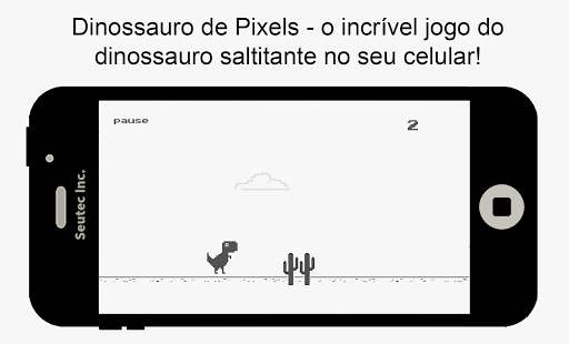 Pixel Dinosaur- screenshot thumbnail