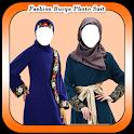Fashion Burqa Photo Suit icon