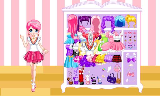 Dress Up Manga Wardrobe  2