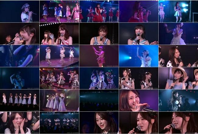 190304 (720p) AKB48 高橋朱里チームB 「シアターの女神」公演 高橋朱里 生誕祭