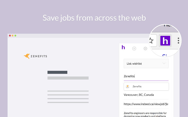 Huntr: Job Search Tracker - Chrome Web Store