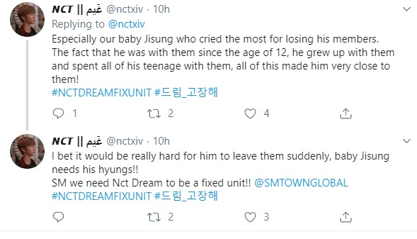 fans nct