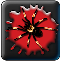 Bloody Spiders Live Wallpaper icon