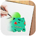 How To Draw Pokemon - Step By Step! Icon