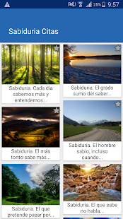 Download Sabiduria Citas y frases famosas For PC Windows and Mac apk screenshot 1