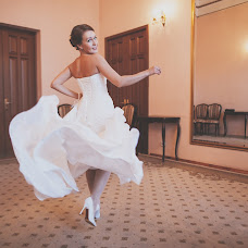 Wedding photographer Liza Medvedeva (Lizamedvedeva). Photo of 17.01.2014