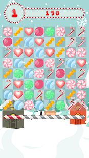 Christmas Candy Blast - Christmas Match-3 Game 🎅 Screenshot