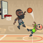 19.  Basketball Battle