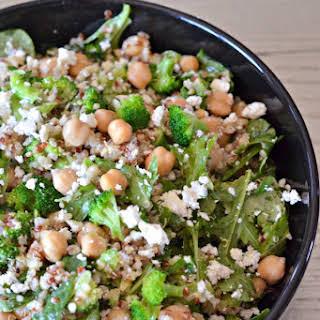 Spinach Broccoli Quinoa Recipes.
