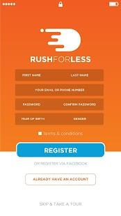 Rush For Less - náhled