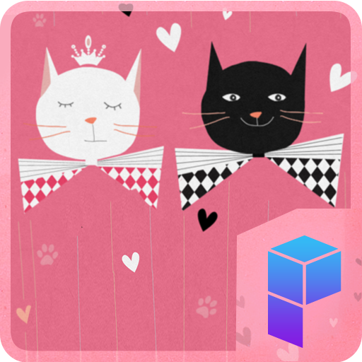 Sweet Little Kitties Theme 個人化 App LOGO-硬是要APP