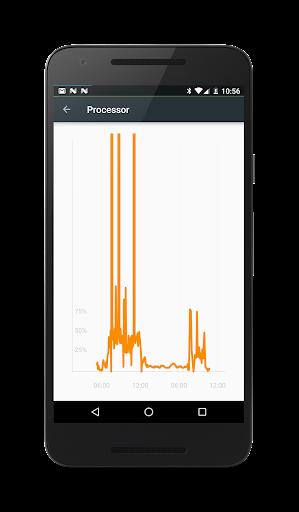 PowerLine: On screen battery, signal, data lines  screenshots 4