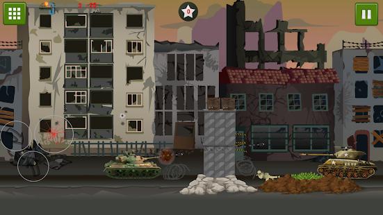 El tanque del Sargento Paco - misiones suicidas Screenshot