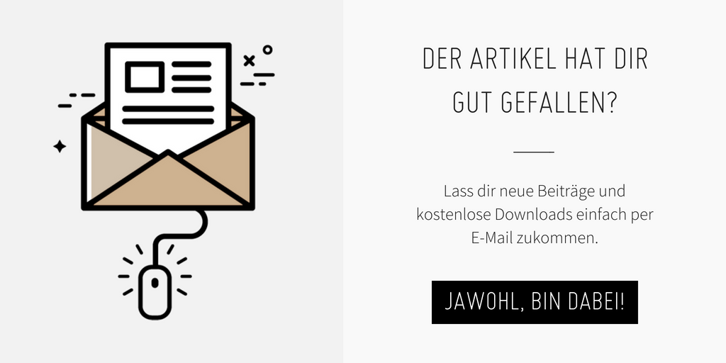 Newsletter Horizontal