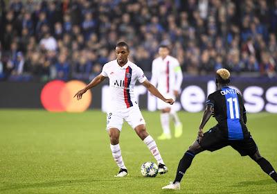 Abdou Diallo (PSG) ne voulait pas s'enflammer après la large victoire des siens face au Club de Bruges