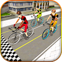 Bicycle Rider Racer 2018 icon