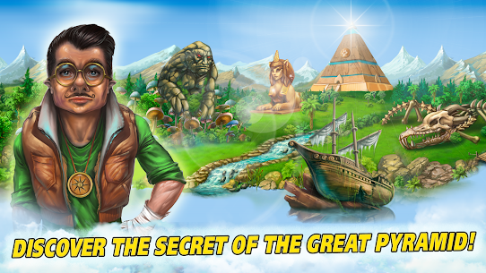 Farm Tribe 3: Cooking Island 1.2.2 Mod APK Updated Android 2