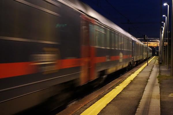 Il treno va....... di jovi55