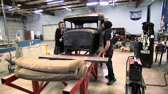 Chopped and Dropped Model A, Part I