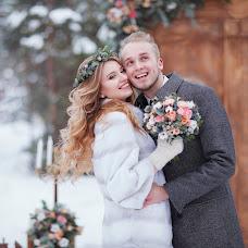 Wedding photographer Alena Dymka (Dymka). Photo of 12.02.2017