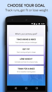 Fitso Running & Fitness App- screenshot thumbnail