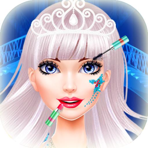 Ice Queen Makeup - Super Beautiful (game)