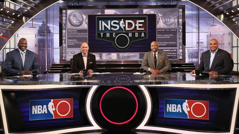 Watch Inside the NBA live