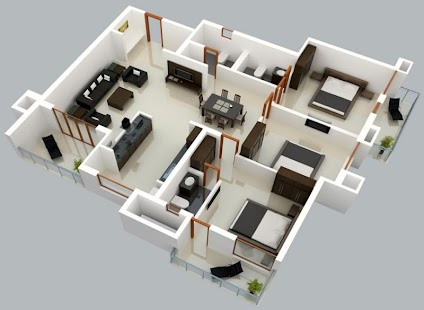 3d Floor Plan Screenshot Thumbnail 3d Floor Plan Screenshot Thumbnail