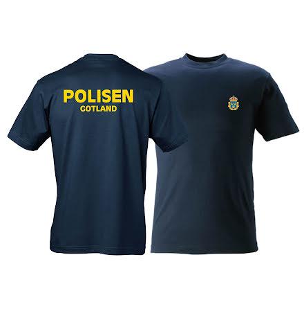 T-shirt bomull GOTLAND