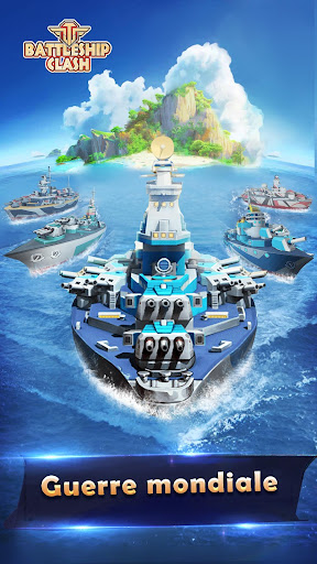 Bataille Navale2:empire de navire de guerre épique  captures d'écran 1