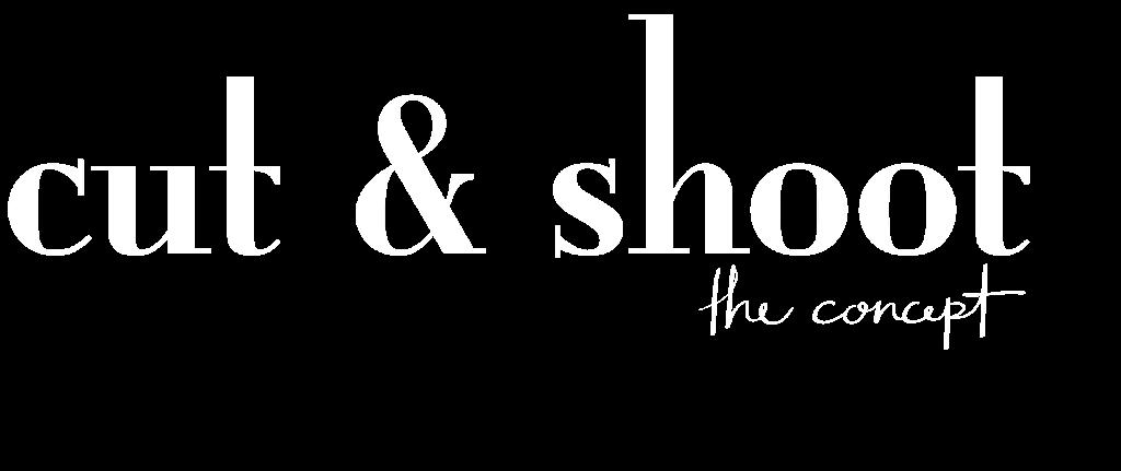 cut & shoot - the concept