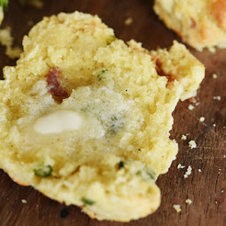 Bacon, Scallion, and White Cheddar Biscuits
