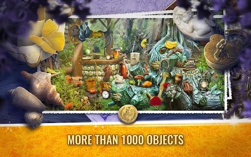 Tajemné skryté objekty hry - náhled