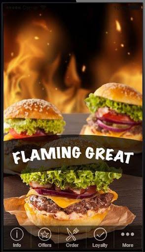 Flaming Great Takeaway