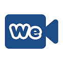 Wefie -  Free Cloud Meetings ,  Call & Chat icon