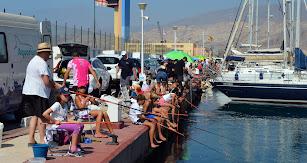 Concurso de Pesca Infantil.