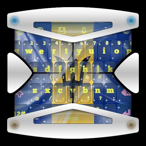 バルバドス TouchPal Theme 個人化 LOGO-玩APPs