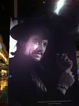 Photo: Country Music Hall of Fame and Museum, Nashville, TN.  Waylon Jennings