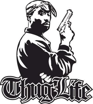 thug life bell