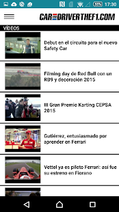 Caranddriverthef1.com- screenshot thumbnail