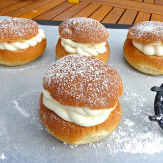 Semlor (Cream Buns Swedish Style)