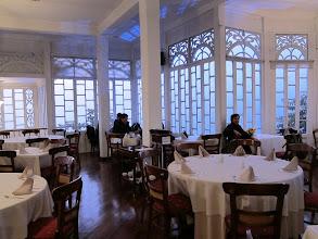 Photo: Restaurant på Montserrat