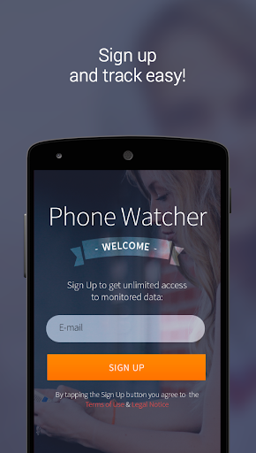 PhoneWatcher - Mobile Tracker screenshot