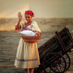 Old Sestine costume by Dario Vuksanović - People Portraits of Women