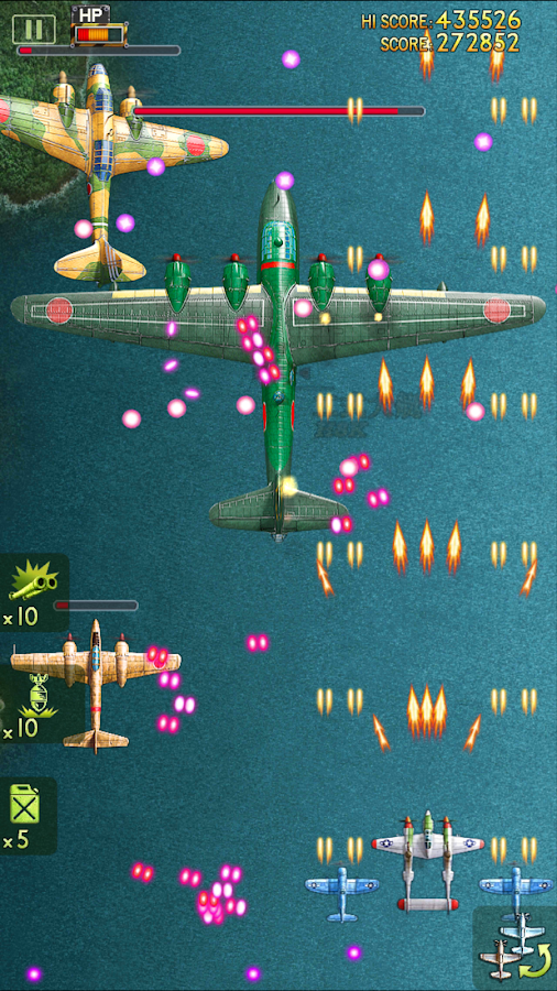 iFighter 2: The Pacific 1942- screenshot
